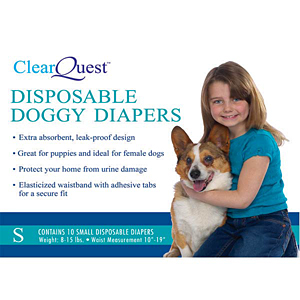 Disposable Dog Diapers