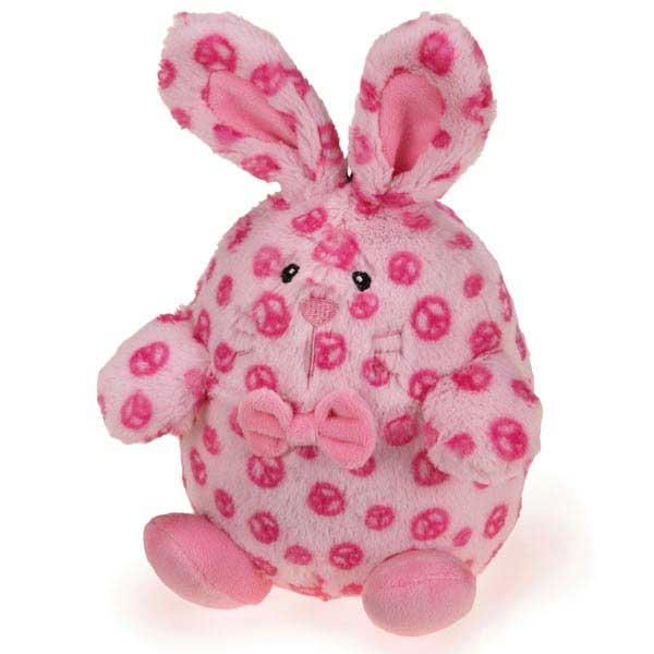 Grriggles Bowtie Buddies Dog Toy - Bunny