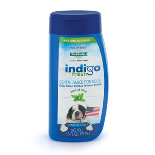indigo Fresh Dental Sauce - Hint of Mint