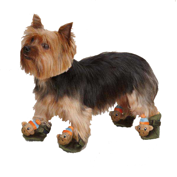 Monkey Business Dog Slippers - Ty