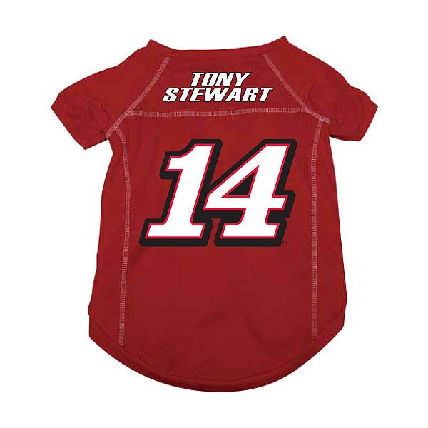 Tony Stewart Dog Jersey