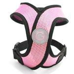 View Image 1 of Comfort X Dog Harness by Gooby - Pink