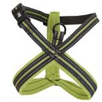 Hurtta Padded Dog Y-Harness - Birch