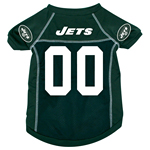 View Image 1 of New York Jets Dog Jersey