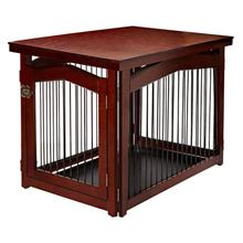 2 in 1 Configurable Pet Crate and Gate