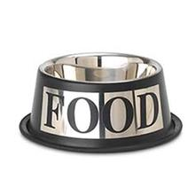 Antigua Stainless Steel Food Bowl