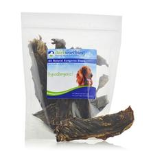 Barkworthies Natural Kangaroo Steak Dog Treat