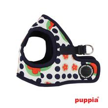 Blossom Vest Dog Harness by Puppia - Navy
