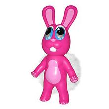 Chewbies Dog Toy - Pink Bunny