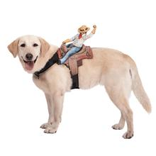 Dog Riders Harness Halloween Costume - Cowboy