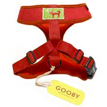 Freedom Dog Harness by Gooby - Red