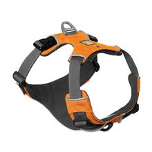 Front Range Dog Harness by RuffWear - Campfire Orange