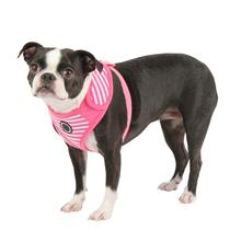 Frontier Superior Dog Harness by Puppia - Pink
