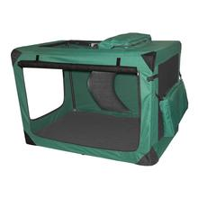 Generation Soft Dog Crates - Moss Green