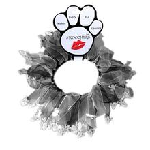 Ghost Halloween Smoocher Pet Scrunchie