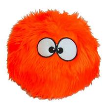GoDog Furballz Dog Toy - Orange