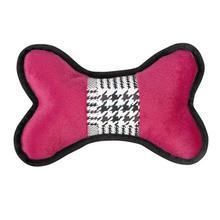 Grriggles Heritage Bones Dog Toy - Pink