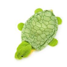 Grriggles Lakeshore Unstuffies Dog Toy - Turtle