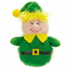 Grriggles North Pole Shaggle Dog Toy - Elf