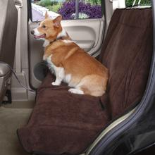 Guardian Gear Heated Pet Seat Cover - Chocolate