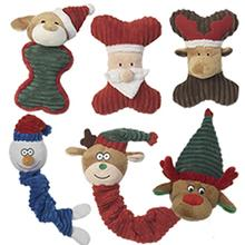 HoHoRageous Holiday Dog Toys
