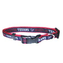 Houston Texans Officially Licensed Dog Collar