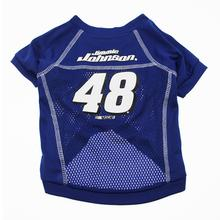 Jimmie Johnson NASCAR Dog Jersey
