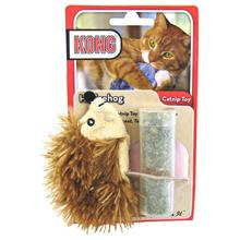 Kong Refillable Catnip Toy - Hedgehog