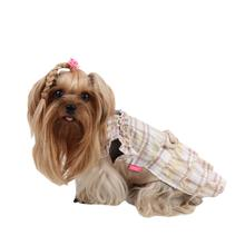 Kyria Dog Dress by Pinkaholic - Brown