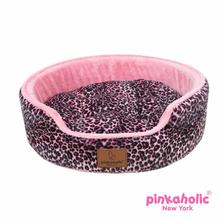 Leopup Dog Bed by Pinkaholic - Pink