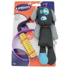 Longshots Launch Set Dog Toy - Black Moondoggie