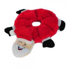 Loopy Santa Dog Toy