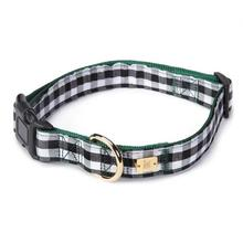 M. Isaac Mizrahi Gingham Dog Collars