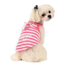 Marine Dog Shirt by Puppia - Pink