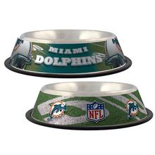 Miami Dolphins Dog Bowl