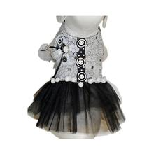 Miss Jezebel Dog Harness Dress w/ Leash