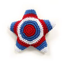 National Star Crochet Ball Toy by Dogo