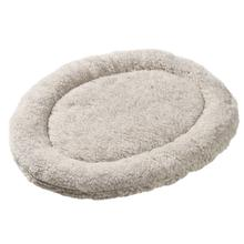 Nature Nap Oval Pet Bed - Oatmeal