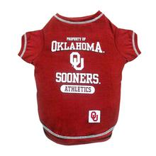 Oklahoma Sooners Dog T-Shirt