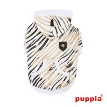 Polar Dog Hoodie by Puppia - Off White