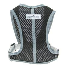 Precision Sport Mesh Dog Harness - Black