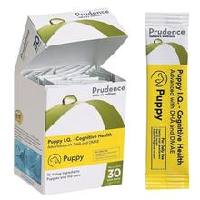 Prudence Nature's Wellness Supplements - Puppy I.Q.