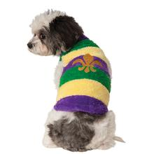 Rubie's Mardi Gras Dog Sweater