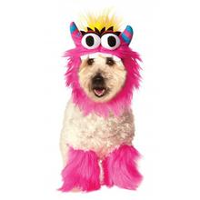 Rubie's Monster Halloween Dog Costume - Pink