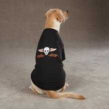 Ruff N' Tuff Dog T-Shirt - Black