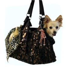 RunAround Dog Tote Carrier - Black