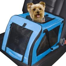 Signature Pet Car Seat And Carrier - Aqua
