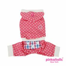 Sleepover Dog Pajamas by Pinkaholic - Pink
