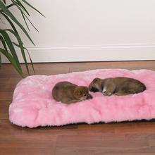 Slumber Pet Cloud Cushion - Pink