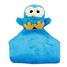 Snuggles Owl Dog Toy